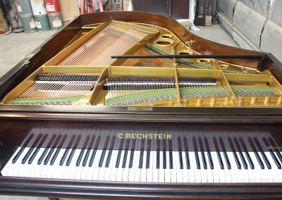 Bechstein Model A after restoration