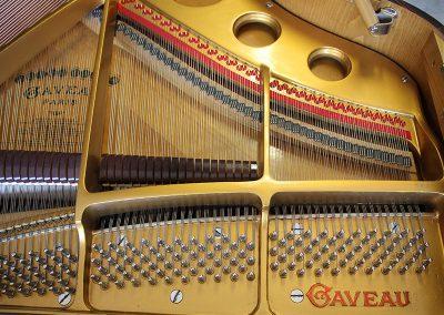 Gaveau after restoration