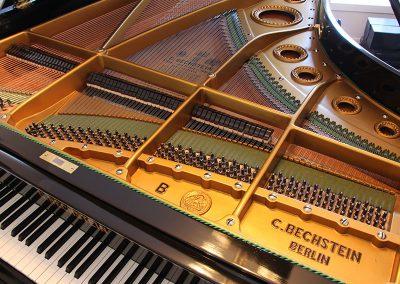Bechstein Model B after restoration