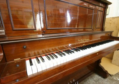 Cable Piano after restoration